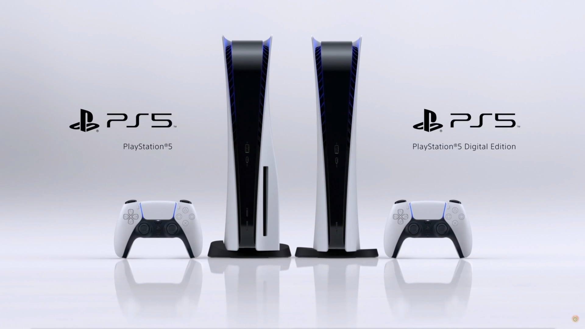 Компания Sony показала дизайн PlayStation 5, а так же анонсировала более десятка игр