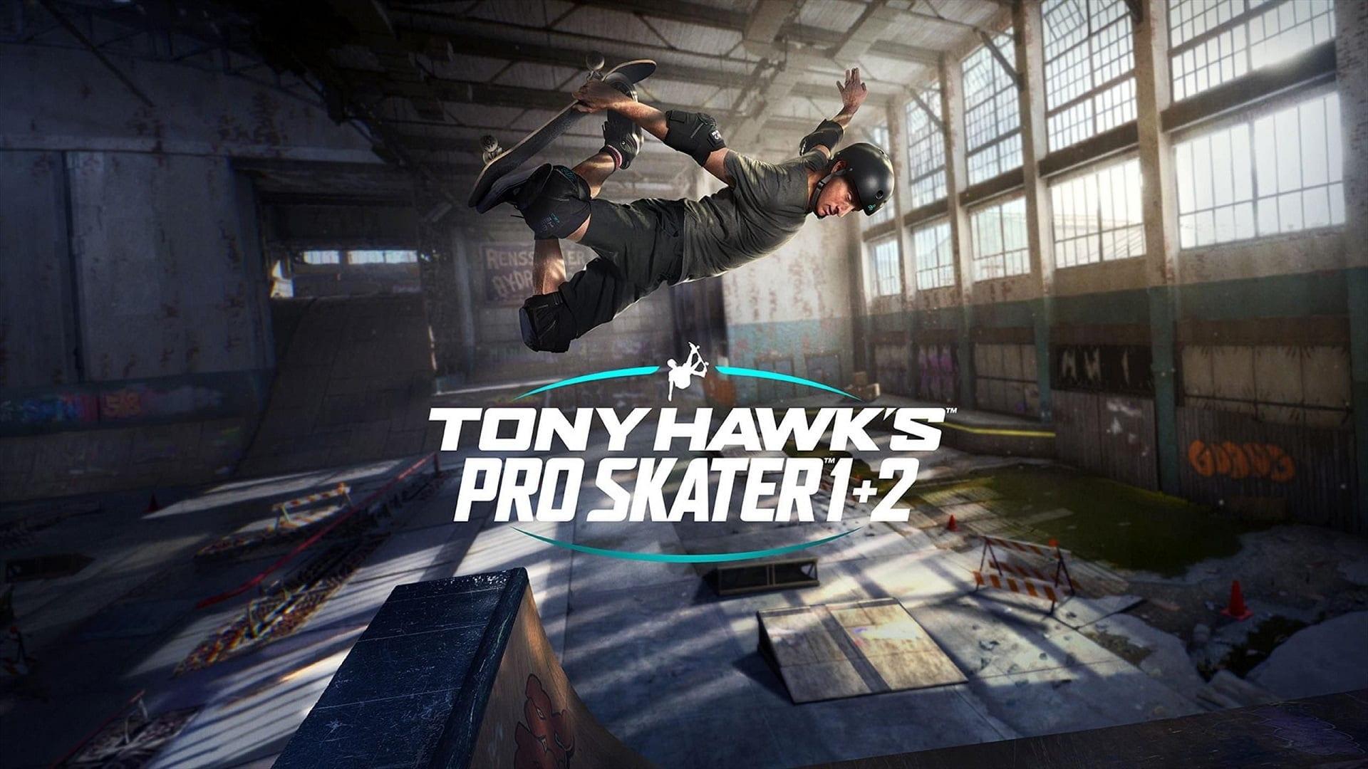 Sony объявила дату релиза Tony Hawk's Pro Skater 1 + 2 и рассказала когда ждать демоверсию игры