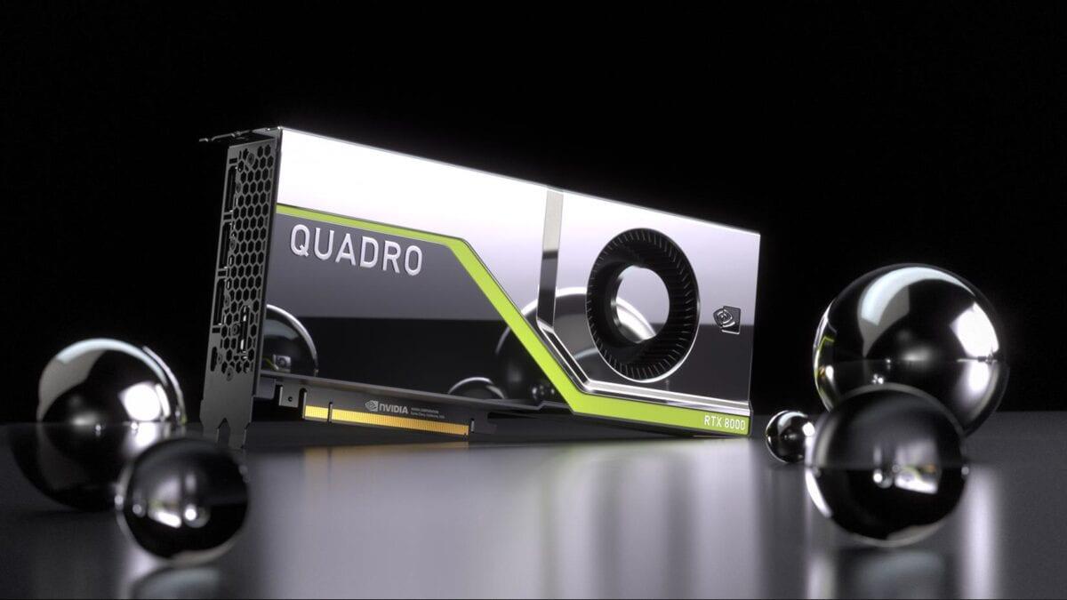 NVIDIA Quadro RTX (Ampere) получит полноценный чип GA102 с 10752 CUDA-ядрами