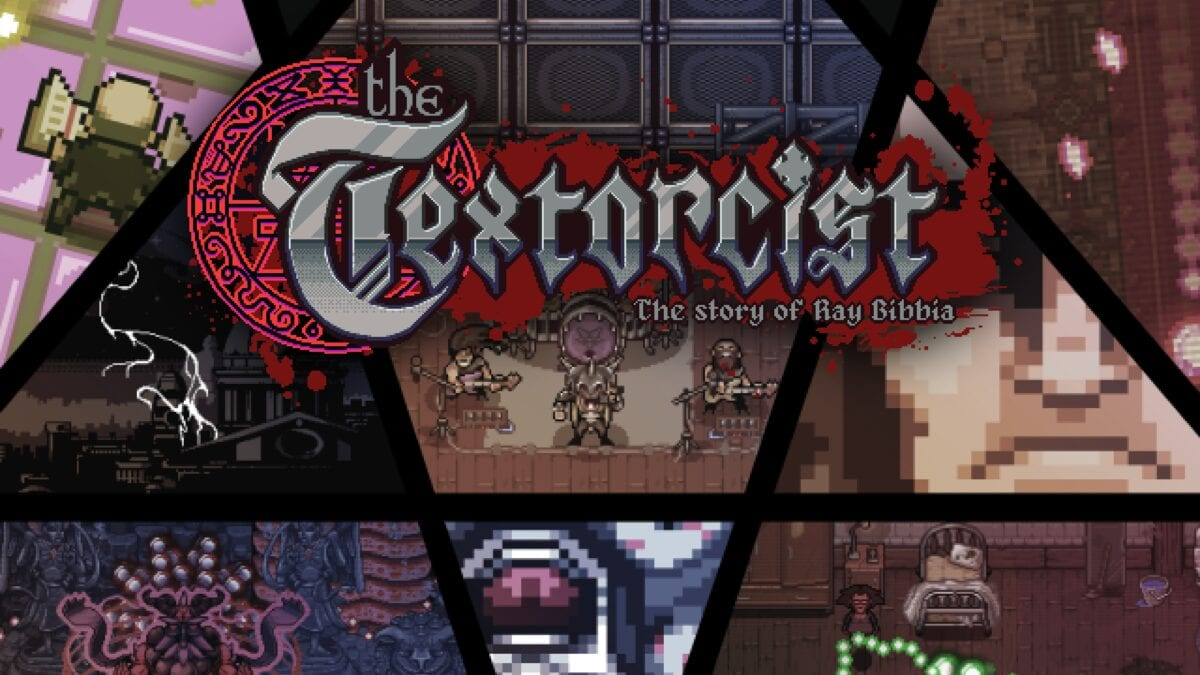 Epic Games раздает бесплатно игру The Textorcist: The Story of Ray Bibbia